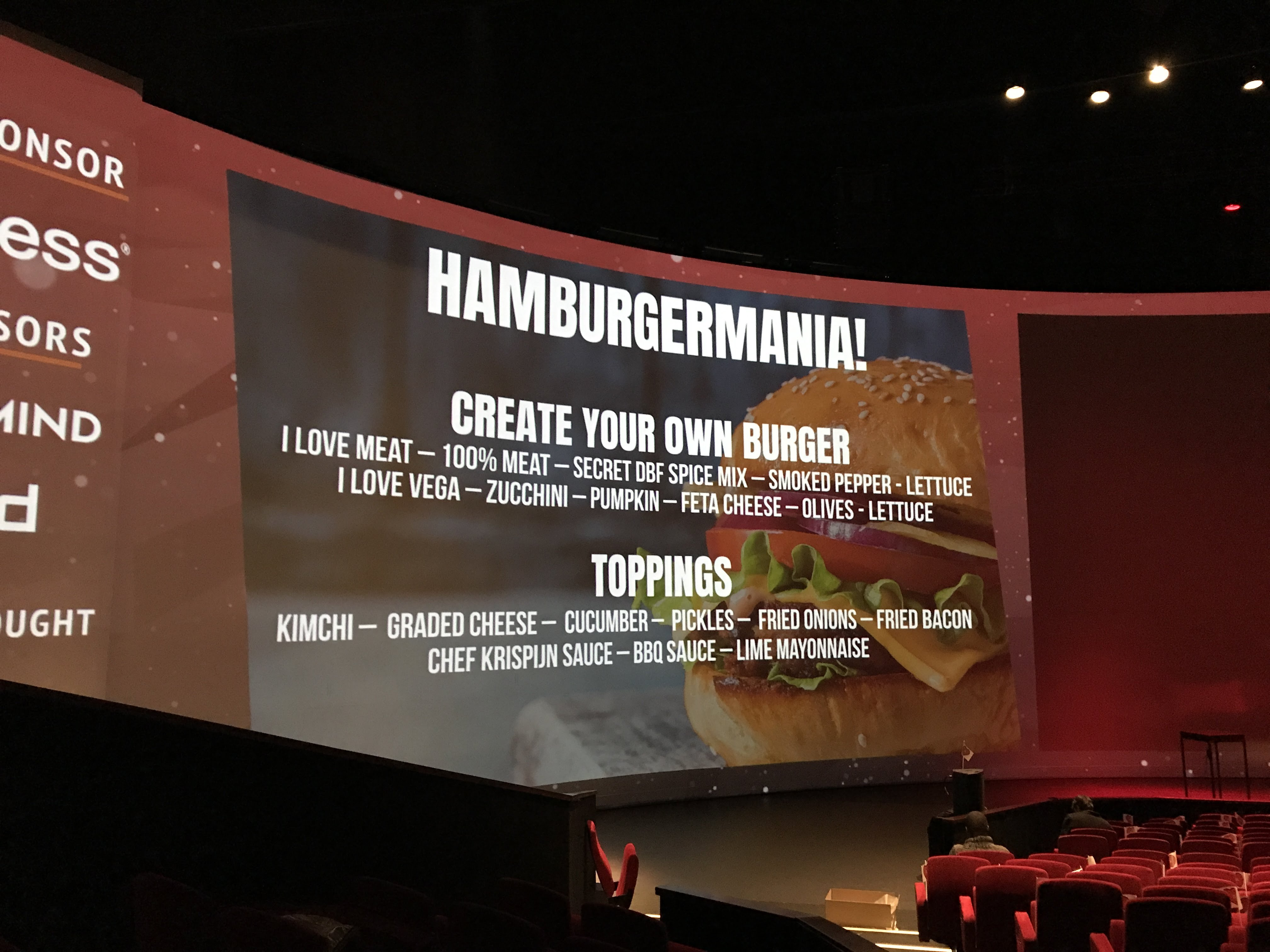 HAMBURGERMANIA!